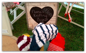 Nanna's Knitting Basket